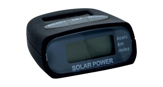 baladéo Solar-Schrittzähler Marathon